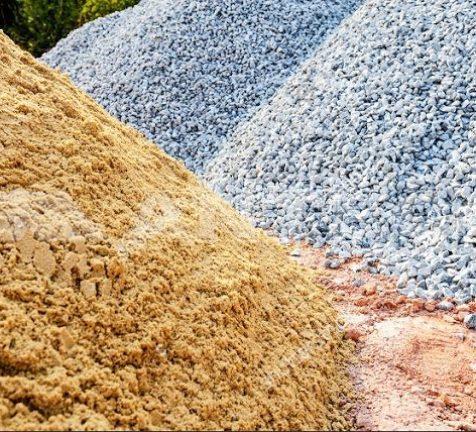 predaj kamenov a strkopieskov anteco okrasne kamene, stavebny material horna sec nitra levice piesok a strk