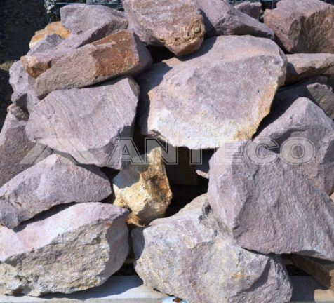 predaj-ryolit-okrasne kamene-kusovy kamen- ruzovy kamen