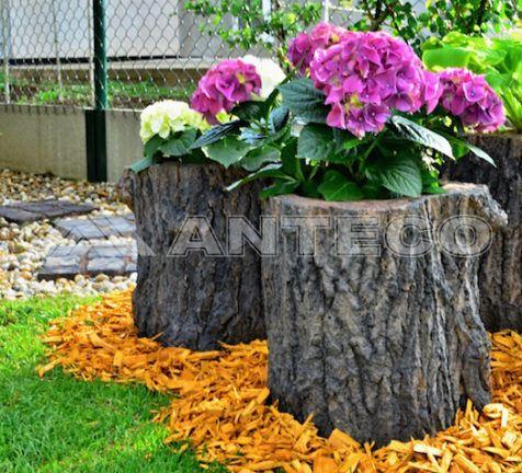 predaj-imitacia dreva-kvetinac imitacia dreva-betonovy kvetinac